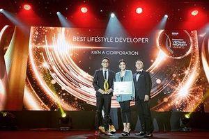 Kiến Á xuất sắc được vinh danh tại PropertyGuru Vietnam Property Awards 2020 với nhiều hạng mục danh giá