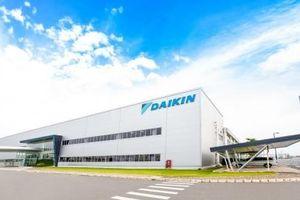 Hoạt động của Daikin trong nỗ lực đóng góp cho bảo vệ môi trường, tăng trưởng xanh
