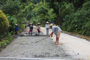 Tuyên Quang: Huyện Lâm Bình xây dựng nông thôn mới