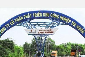 KCN Tín Nghĩa sắp chi 120 tỷ để mua thêm 4 triệu cổ phiếu Xây dựng Phước Tân