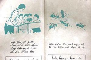 Cha chú chúng ta học Tiếng Việt lớp 1 thế nào trong những năm kháng chiến?