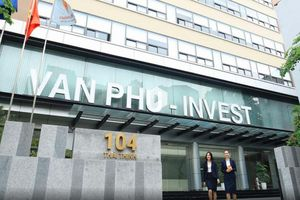 Văn Phú – Invest (VPI) dự kiến chốt cổ tức tỷ lệ 25%
