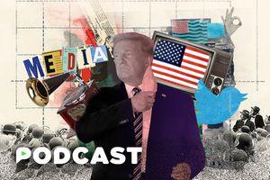 Tổng thống Trump là 'kho báu' của những tờ báo ghét ông?