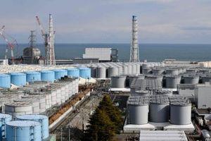 Nhật sẽ xả hơn một triệu tấn nước nhiễm xạ Fukushima ra biển