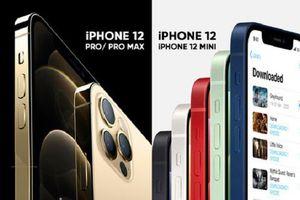 Cận cảnh vẻ đẹp hút hồn của 4 mẫu iPhone 12 vừa mới được ra mắt