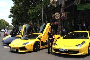 Nữ đại gia Việt nào 'chơi lớn' sẵn sàng chi bộn tiền sắm siêu xe?