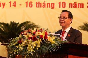 Đồng chí Ngô Thanh Danh được bầu làm Bí thư Tỉnh Đắk Nông khóa XII