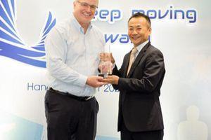 Vietcombank nhận 3 giải thưởng lớn