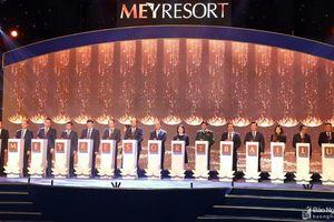 Thủ tướng Chính phủ dự lễ khởi công dự án Meyresort Bãi Lữ giai đoạn 2 ở Nghệ An