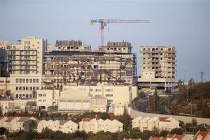 Israel phê chuẩn số lượng kỷ lục nhà tái định cư tại Bờ Tây