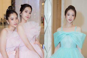 Nam Anh, Nam Em hóa thiên nga trên thảm đỏ, Linh Ka làm công chúa mong manh