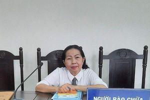 Luật sư Trần Thị Ngọc Nữ: Biểu tượng của sự tận hiến