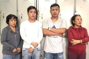 Đồng Nai: Thêm một băng nhóm cho vay nặng lãi ở TP. Biên Hòa bị triệt phá