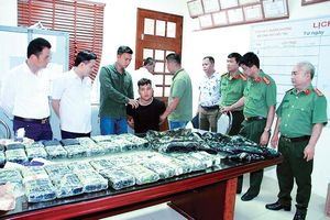Công an Lào Cai: Cất lưới chuyên án ma túy lớn