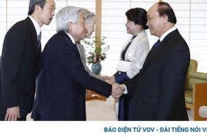 Vun đắp tình hữu nghị Việt - Nhật: Những dấu son trong quan hệ hai nước