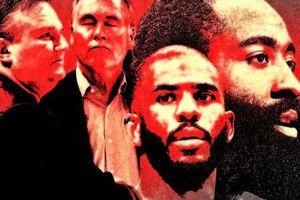 Mất đi 'bộ não' Morey, Houston Rockets đối diện tương lai xám xịt hơn bao giờ hết