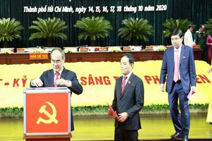 Danh sách 61 người vào Ban Chấp hành Đảng bộ TP.HCM khóa XI