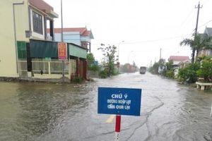 Quảng Bình: Mưa 'thốc' lũ lên, hơn 11.000 ngôi nhà tái ngập