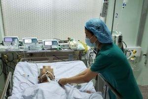 Phẫu thuật xuyên đêm cứu bệnh nhân u nhầy nhĩ trái có nguy cơ đột tử