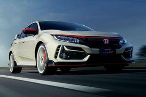 Honda Civic Type R siêu chất với gói phụ kiện thể thao