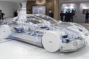 Những mẫu xe độc đáo nhất và có thể là tương lai của ngành xe điện tại Triển lãm Ô tô Bắc Kinh 2020