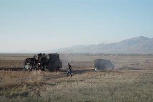 Azerbaija trưng ảnh phá hủy 1 tổ hợp R-17 Elbrus Armenia