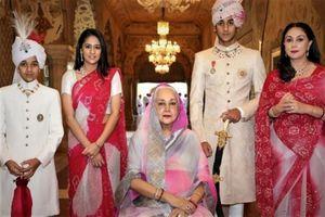 Choáng ngợp cuộc sống xa hoa của hoàng tộc ở Ấn Độ