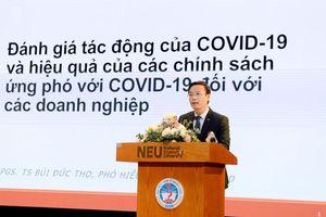 Trường Đại học bàn Chính sách vượt qua tác động của dịch COVID-19