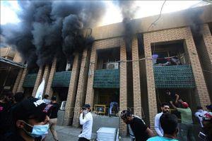 Chính phủ Iraq lên án vụ tấn công vào trụ sở của đảng Dân chủ người Kurd