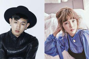 Hai 'quái vật' nhạc số kết hợp: Crush và Taeyeon hứa hẹn bùng nổ các bảng xếp hạng K-Pop