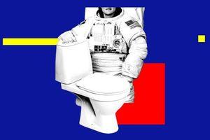 Sau 60 năm, NASA mới làm nhà vệ sinh cho phi hành gia nữ