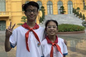 Đỗ Quang Minh và bộ sưu tập Huy chương Vàng Toán học