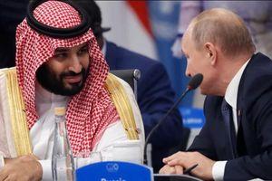 OPEC quyết định như thế nào sau điện đàm của Tổng thống Nga và Thái tử Ả rập Saudi?