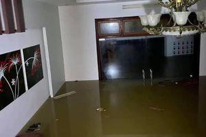Nước lên nhanh trong đêm, nhiều người dân Quảng Bình kêu cứu