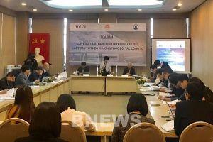 Làm rõ nhiều nội dung trong dự thảo Nghị định thi hành Luật PPP