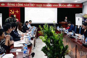 Sắp diễn ra Hội chợ 'Xúc tiến thương mại nông nghiệp, sản phẩm OCOP Hà Nội 2020'