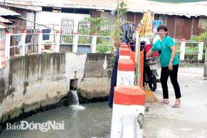 Thiếu hệ thống xử lý nước thải ở đô thị