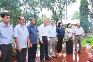 Lễ giỗ bà Nguyễn Thị Lựu lần thứ 32