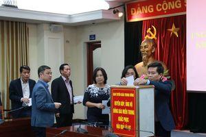 Công đoàn Ban Tuyên giáo Trung ương phát động quyên góp ủng hộ đồng bào miền Trung
