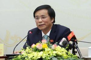 Chưa có đề xuất phê chuẩn bổ nhiệm Thống đốc Ngân hàng Nhà nước