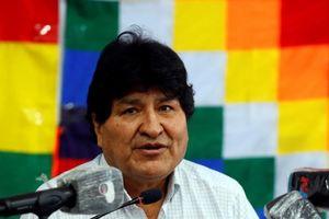 Cựu tổng thống Bolivia sẽ trở về nước dù 'sớm hay muộn'