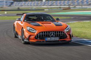 Mercedes-AMG GT Black Series có giá 546.161 USD tại Australia
