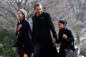 Gia đình Obama ra sao khi Barack tranh cử tổng thống Mỹ?