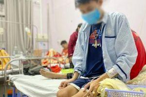 Chàng trai 21 tuổi chỉ học hết lớp 1 vì căn bệnh máu khó đông