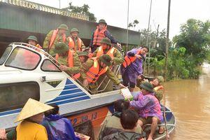 ASEAN hỗ trợ Thừa Thiên Huế và Quảng Trị