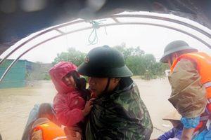 Hà Tĩnh: Nhanh chóng sơ tán hơn 25 ngàn người dân đến nơi an toàn