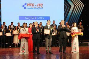 HTC-ITC được vinh danh ở giải thưởng chuyển đổi số Việt Nam
