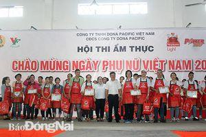 Nhiều hoạt động Kỷ niệm 90 năm Ngày thành lập Hội LHPN Việt Nam dành cho nữ CNVCLĐ