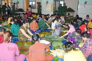Bình Phước chung tay hỗ trợ đồng bào miền Trung