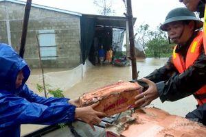 Trung tâm điều phối ASEAN về nhân đạo viện trợ nạn nhân lũ lụt miền Trung